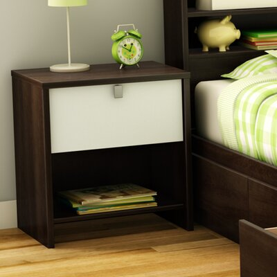 South Shore Cookie 1 Drawer Nightstand 3454062 3471062