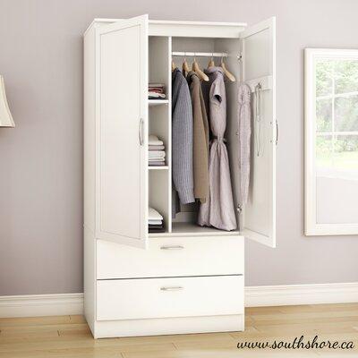 Acapella Wardrobe Armoire Product Photo