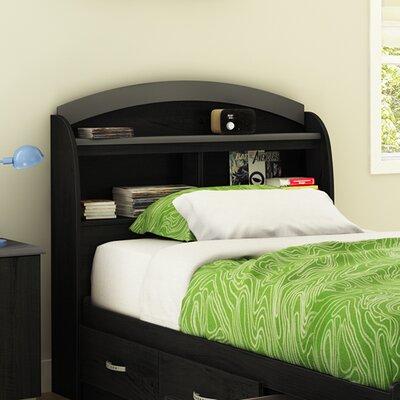 South Shore Lazer Twin Bookcase Headboard 9005B1