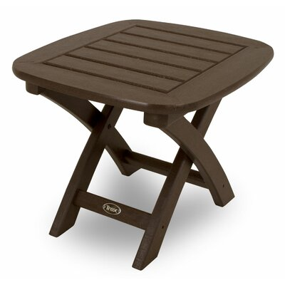 Outdoor Yacht Club Side Table by Trex