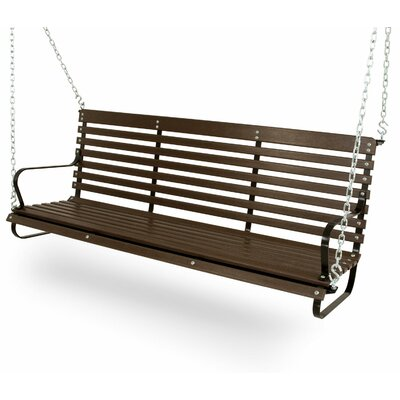Porch Swing by Ivy Terrace