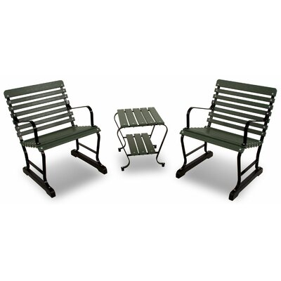 Vintage 3 Piece Seating Group by Ivy Terrace