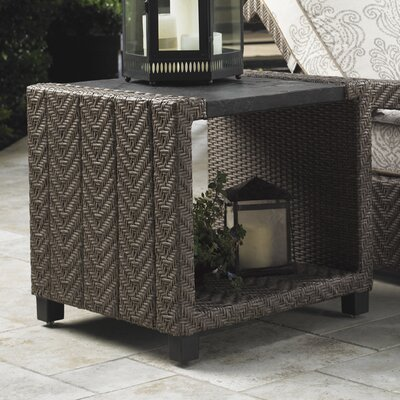 Blue Olive Side Table by Tommy Bahama Outdoor