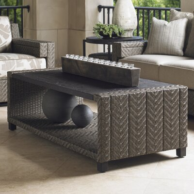 Blue Olive Coffee Table by Tommy Bahama Outdoor