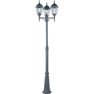 Maxim Lighting 3-Light Outdoor Pole/Post Lantern