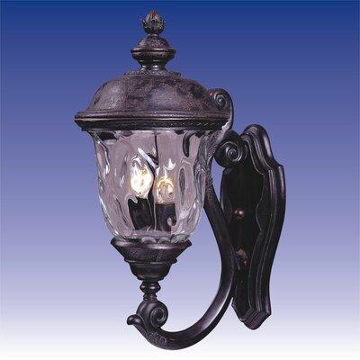 Maxim Lighting Carriage House DC 2 Light Wall Lantern