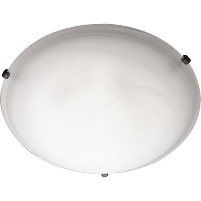 Malaga 2-Light Flush Mount Product Photo