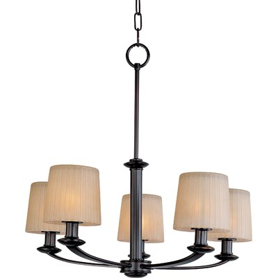 Finesse 5-Light Chandelier Product Photo