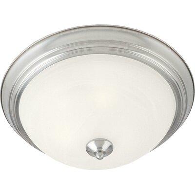 Essentials 2-Light Flush Mount Product Photo