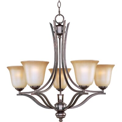 Maxim Lighting Madera 5-Light Chandelier