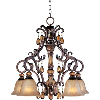 Dresden 5-Light Chandelier Product Photo