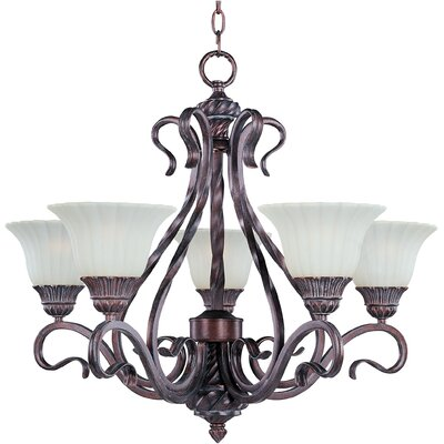 Via Roma 5-Light Chandelier Product Photo