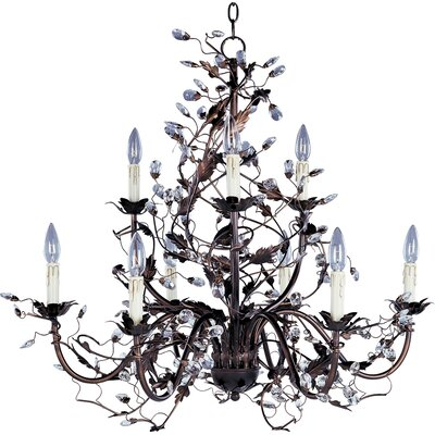 Elegante 9-Light Chandelier Product Photo