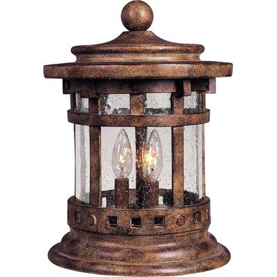 Maxim Lighting Santa Barbara VX 3-Light Outdoor Deck Lantern