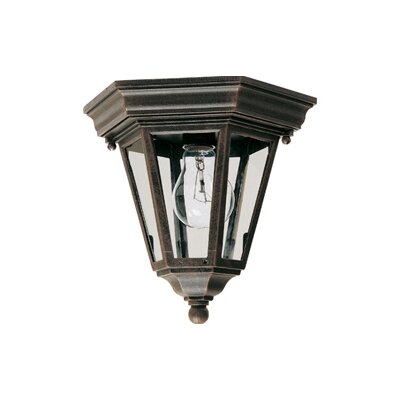 Westlake 1 Light Flush Mount Product Photo