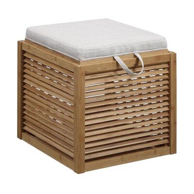 Designs 4 Comfort Storage Ottoman by Convenience Concepts