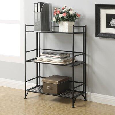 "Convenience Concepts XTRA Storage 3 Tier Wide Folding Shelf 32.875"" Accent Shelves"
