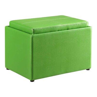 Designs 4 Comfort Accent Storage Ottoman by Convenience Concepts