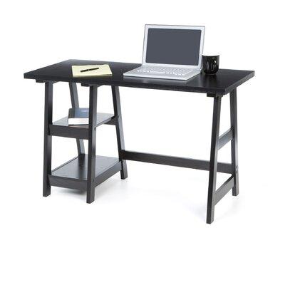Convenience Concepts Trestle Writing Desk Amp Reviews Wayfair