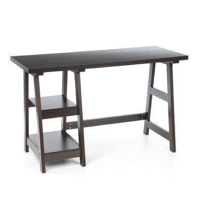 Convenience Concepts Trestle Writing Desk