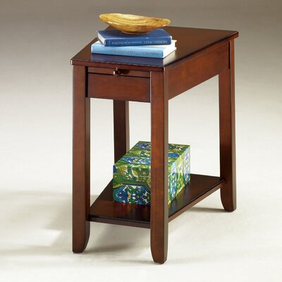 Chairsides End Table by Hammary