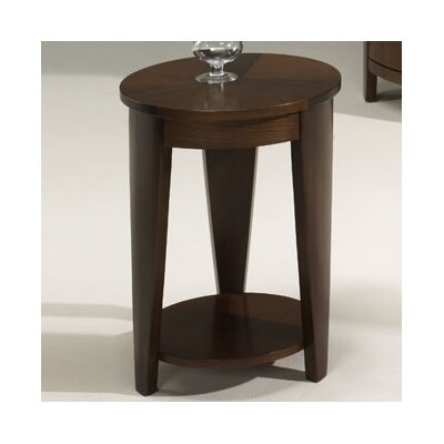 Oasis Chairside Table by Hammary