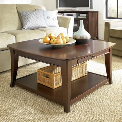 Enclave Coffee Table by Hammary