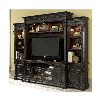 Dorset Entertainment Center by Hammary