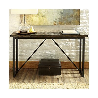District Console Table by Hammary