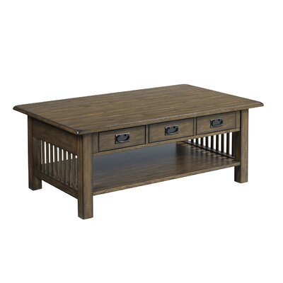 Canyon II Coffee Table by Hammary