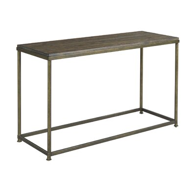 Leone Console Table by Hammary