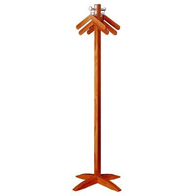 Magnuson Group Executive Hanger Style Wood Coat Rack