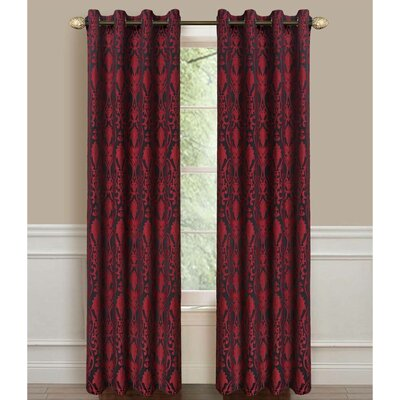 Lavista Single Curtain Panel Product Photo