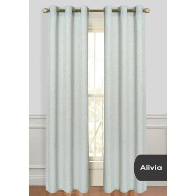 Alivia Curtain Panel (Set of 2) Product Photo