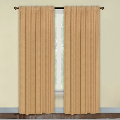 Portofino Backtab Single Curtain Panel Product Photo