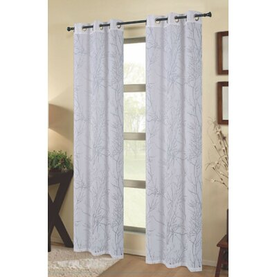 Natura Window Curtain Panels (Set of 2) Product Photo