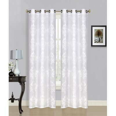 Isabella Curtain Panels (Set of 2) Product Photo