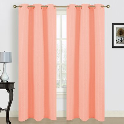 Summer 2015 Blended Curtain Panel (Set of 2) Product Photo