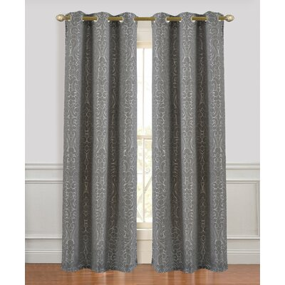 Miranda Window Panel by Dainty Home (Set of 2) Product Photo
