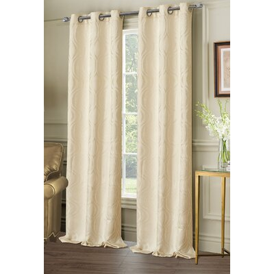 Symphony Curtain Panel (Set of 2) Product Photo