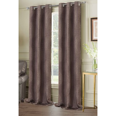 New Port Curtain Panel (Set of 2) Product Photo