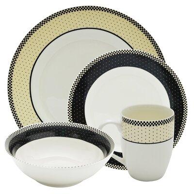 Ten Strawberry Street Monroe Dinnerware Set