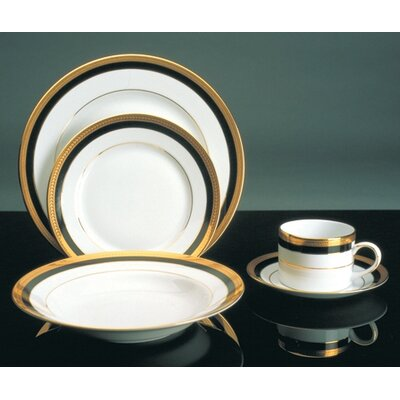 Sahara Black Dinnerware Collection by Ten Strawberry Street