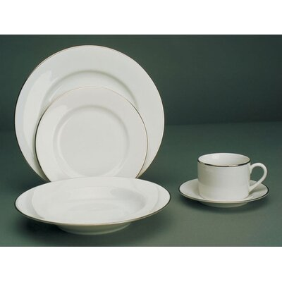 Silver Line Dinnerware Collection by Ten Strawberry Street
