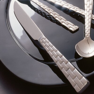 Panther Link Stainless Steel Butter Knife by Ten Strawberry Street