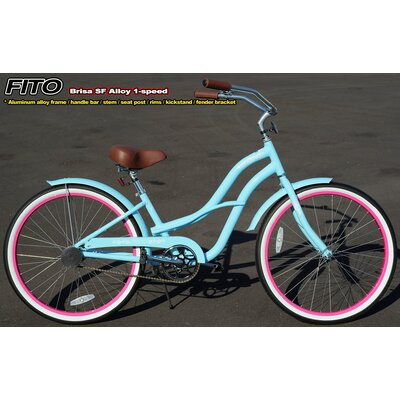 Women's Brisa 1-Speed Cruiser Bike by Fito