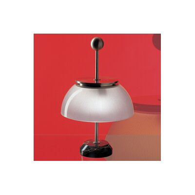 "Artemide Alfa 18.94"" H Table Lamp with Bowl Shade"
