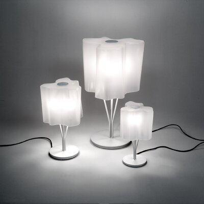 Artemide Logico Table Lamp with Novelty Shade