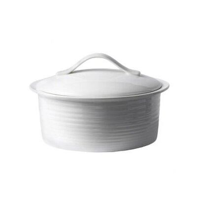 2 Qt. Porcelain Round Casserole by Gordon Ramsay