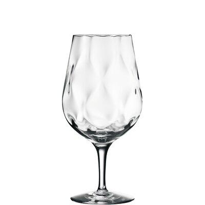 Orrefors Dizzy Diamond Stemless Wine Glass